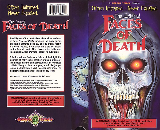 Faces Of Death Pictures Seeing �faces of death�.