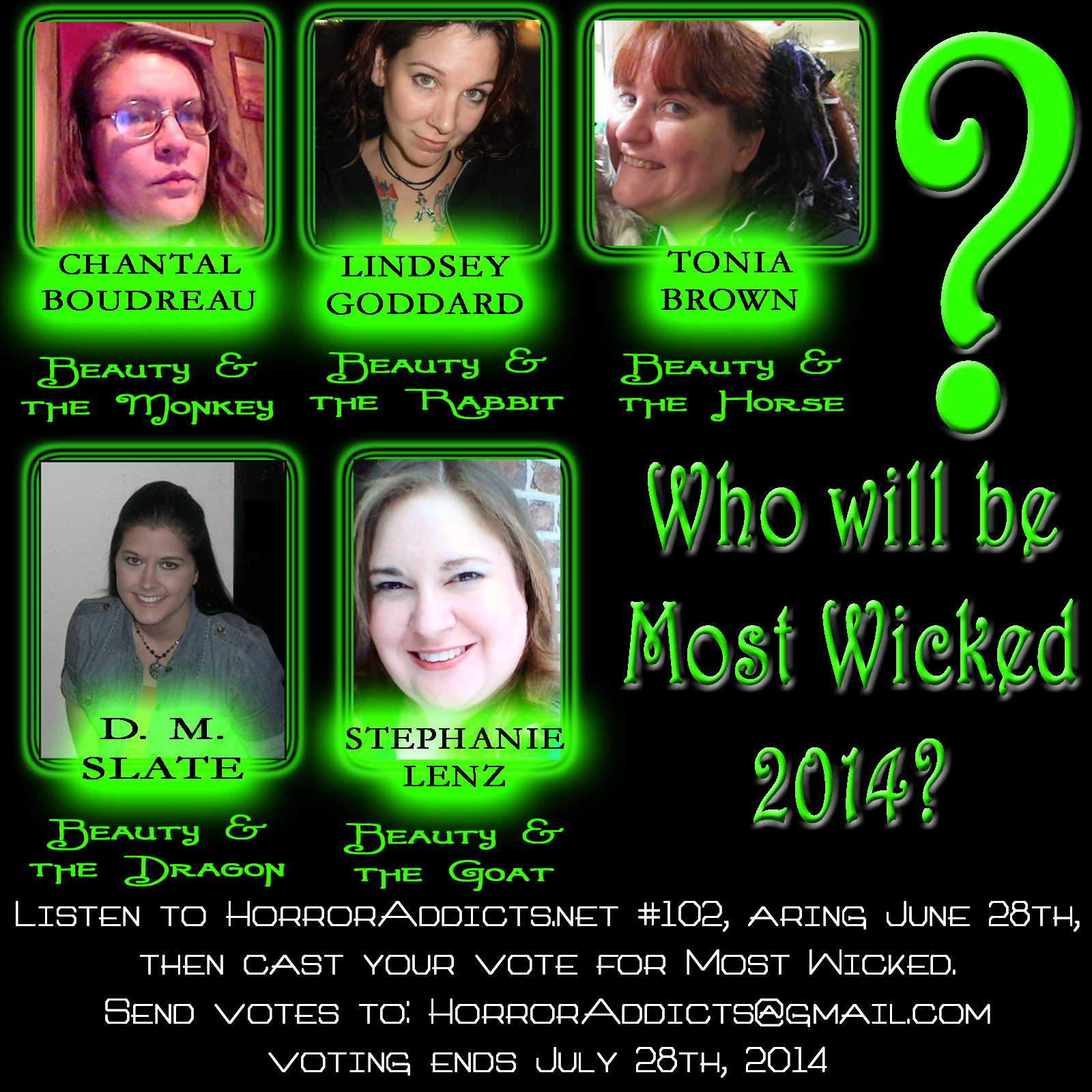 Love Each Other When Two Souls: Wicked Women Writers Challenge 2014