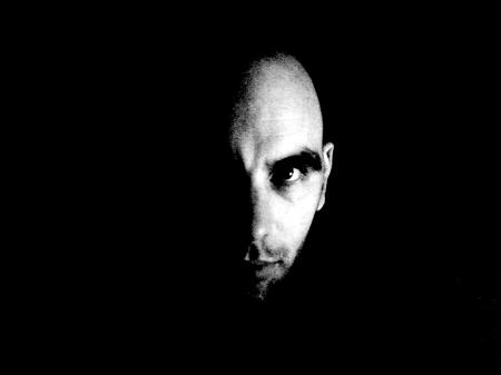 John P Shea - self portrait