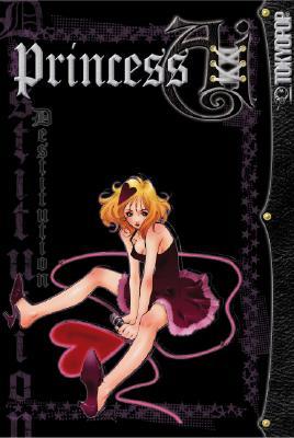 Princess-AI-Volume-1-9781591826699