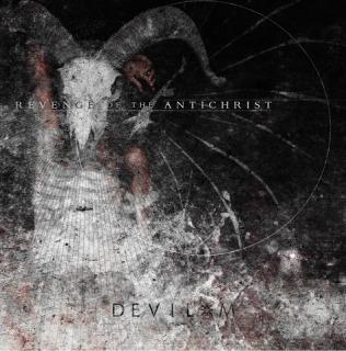 Albumcover - Revenge of the Antichrist