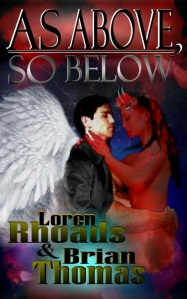 AS Above cover