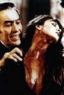 Hammer Dracula Christopher Lee