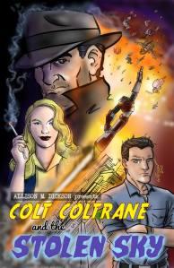 Colt  - Stolen Sky by Allison M Dickson