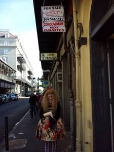 Mimielle haunted New Orleans