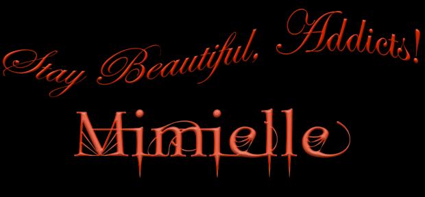 Mimielle sig, orange