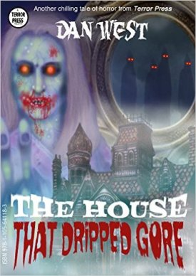 house dripped gore
