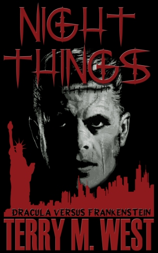 Night Things Paperback Cover