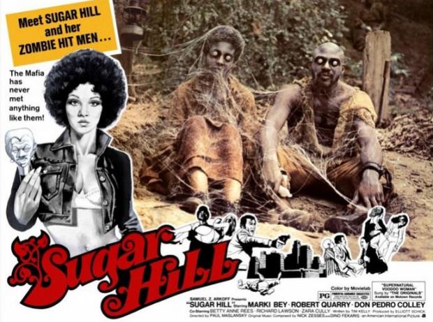 first sugar hill