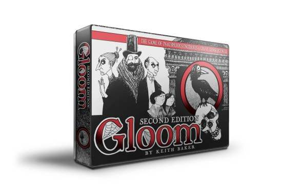 gloom card game review - 583×364