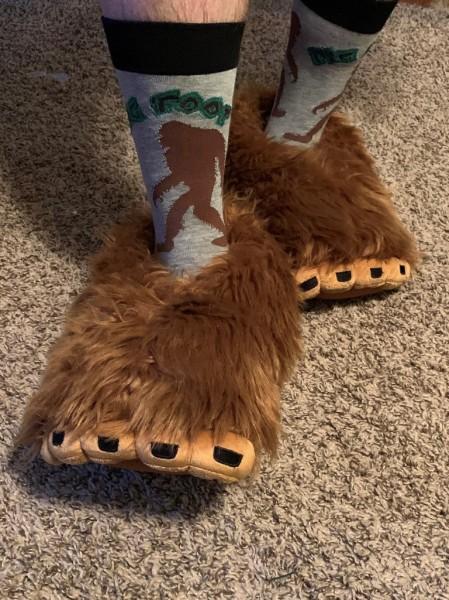 Bigfoot-shoes