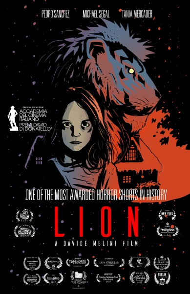 LION - Official Poster